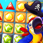 Jewel Pirate Digger Treasures