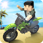 Blocky Moto Bike SIM: Summer Breeze