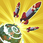 Rocket Valley Tycoon - Idle Resource Manager Game