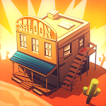 Wild West Saga: Idle Tycoon, Tap Incremental Game