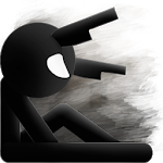 Knife Attacks Stickman Battle