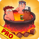 Farm and Click - Idle Hell Clicker Pro