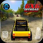 6x6 Spin Offroad Mud Runner Truck Drive Games 2018
