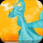 Breakfast with a Dragon Story tale kids Book Game