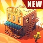 Wild West Idle Tycoon Tap Incremental Clicker Game