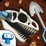 Dino Quest - Игры динозавров / Dino Quest - Dinosaur Discovery and Dig Game