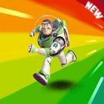 Buzz Subway Lightyear