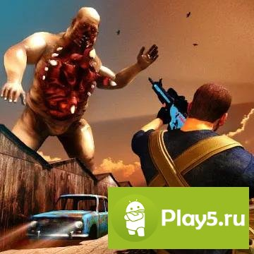 Zombie Target Dead Trigger