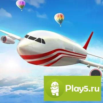 City Airplane Pilot Flight Sim - New Plane Games