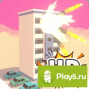 City Destructor HD
