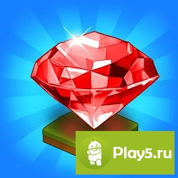 Merge Jewels: Объединить Jewels