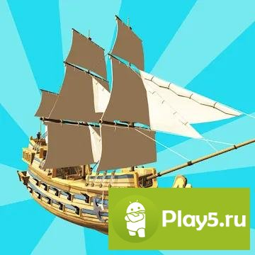 Idle Pirate 3d: Caribbean Island Tycoon
