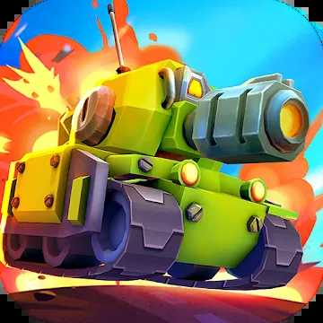 Tank Royale-Online IO howling Tank battle game
