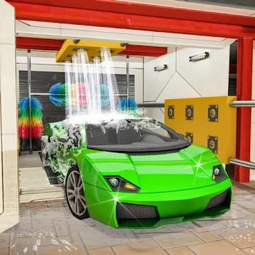 Car Wash Garage Service Workshop