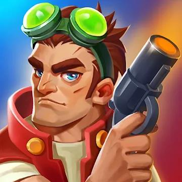 Bullet Brawl: Alien Battlelands Shootout